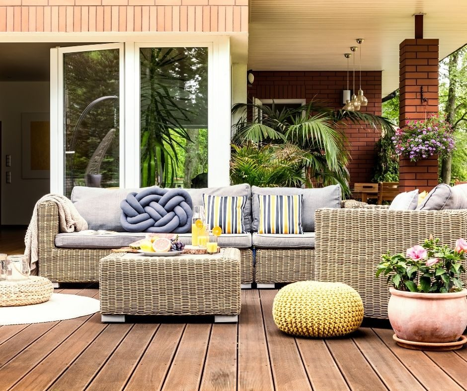 6 Activities You Can Do by Yourself On the Patio
