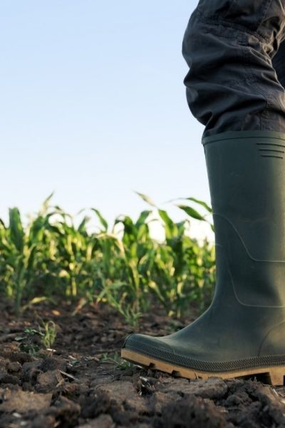 Are Rubber Boots For Farming Important