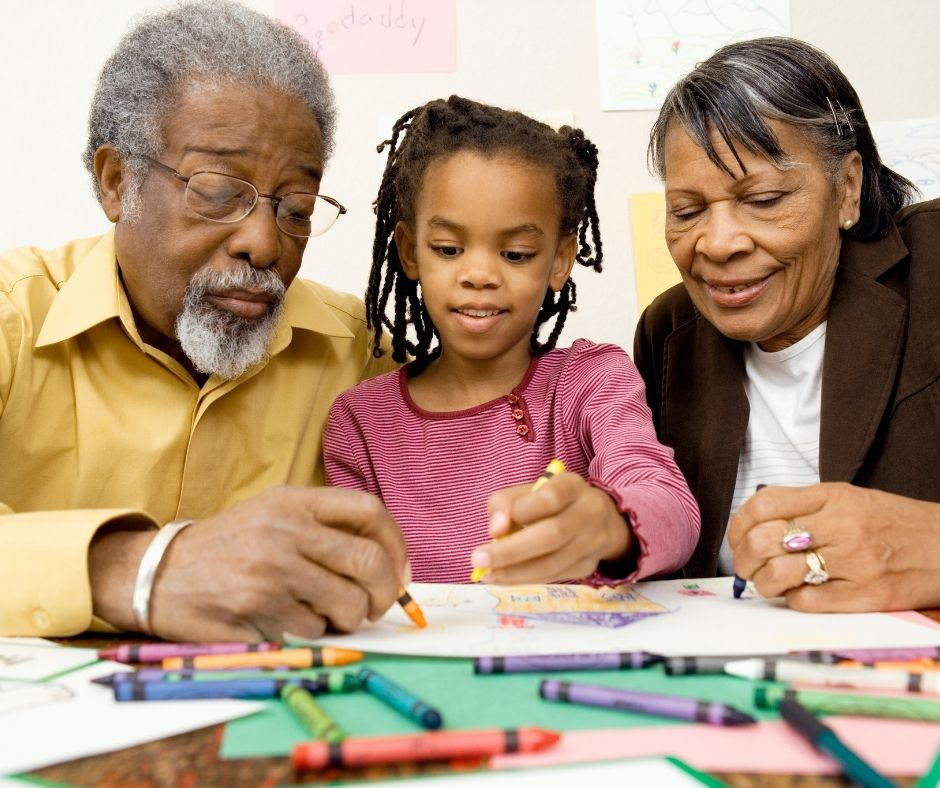 How to Ensure Grandparents can see Their Grandchildren Without Safety Fears