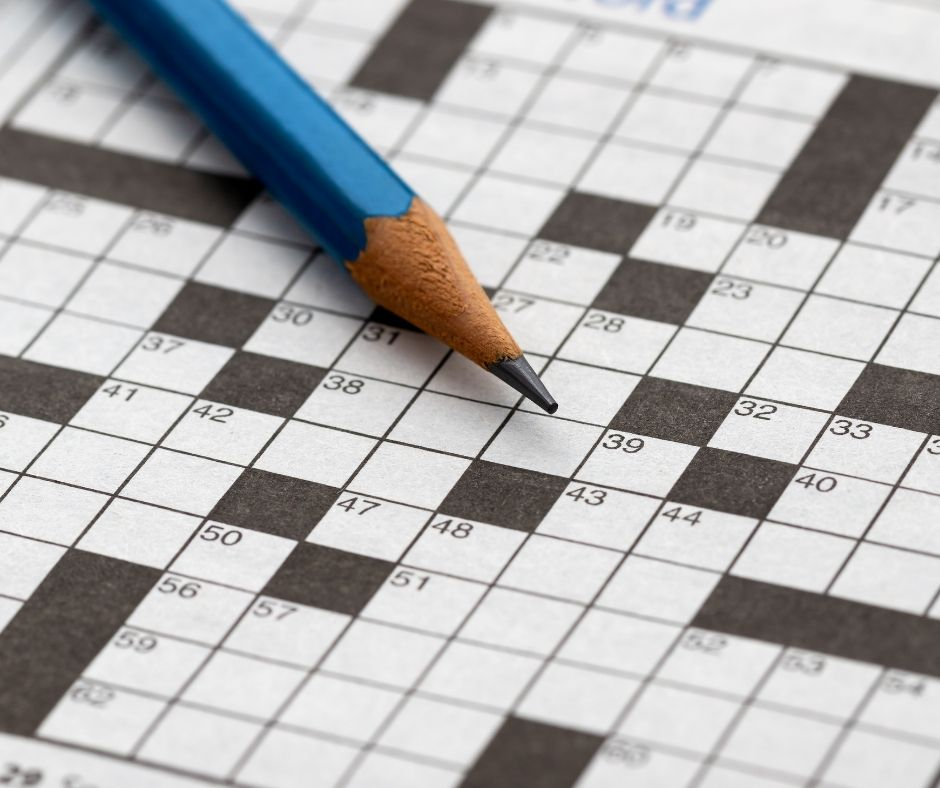 Solve Your Crossword Puzzle Fast