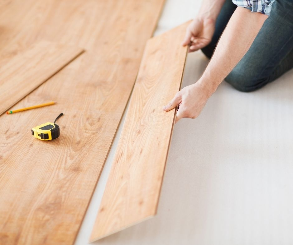 Top Tips When Using Wood Flooring To Make Your Room Look Larger