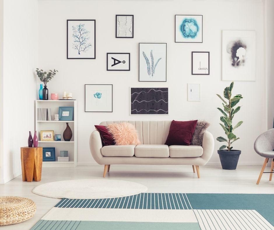 Wall Design Ideas That Make a House a Home