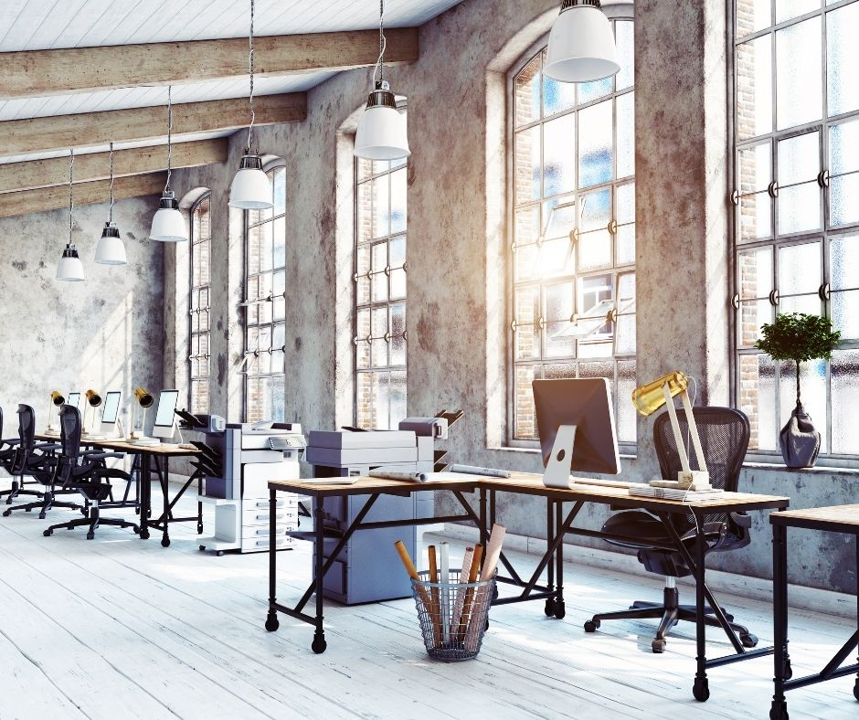 4 Ways to Improve the Decor of Your Office Space