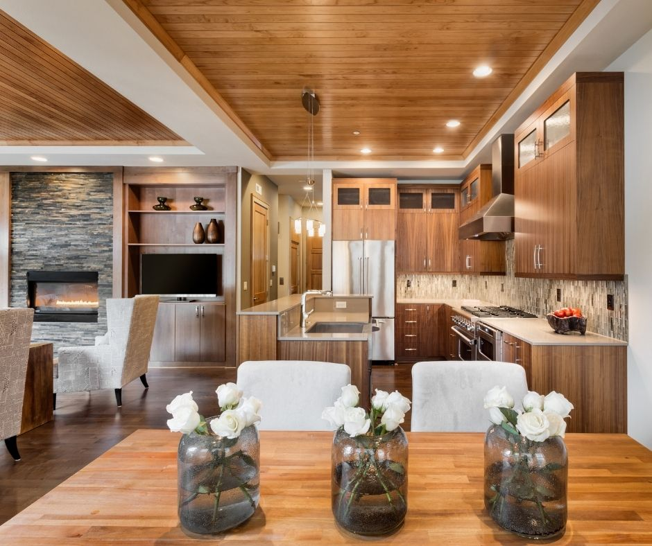 7 Ways to Renovate Your Home with Custom Woodwork fi