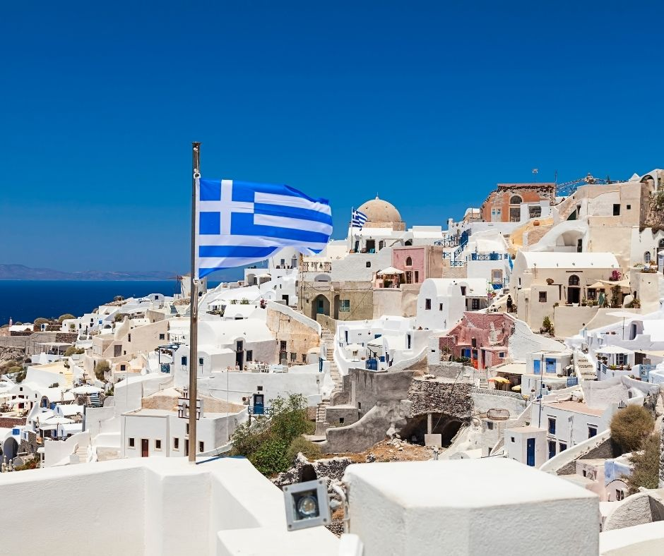 Greece | Encounter the Romance of Santorini with Your Love