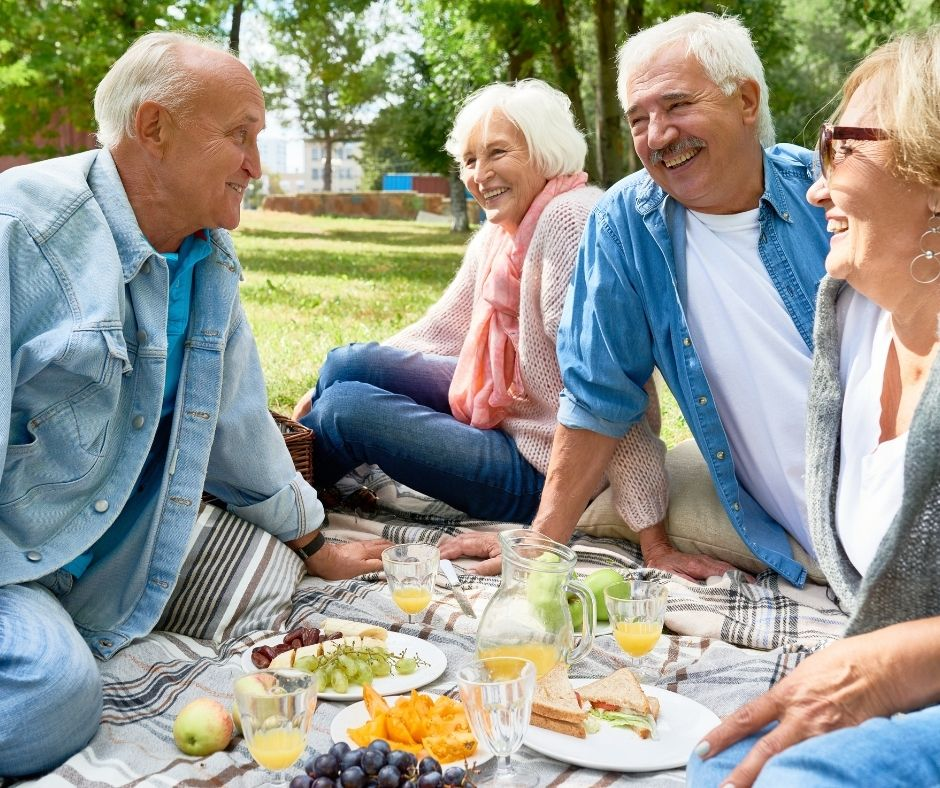 How to Maintain a Sense of Community As You Get Older