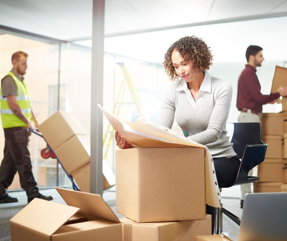 Office Relocation? Everything you need to know for your move
