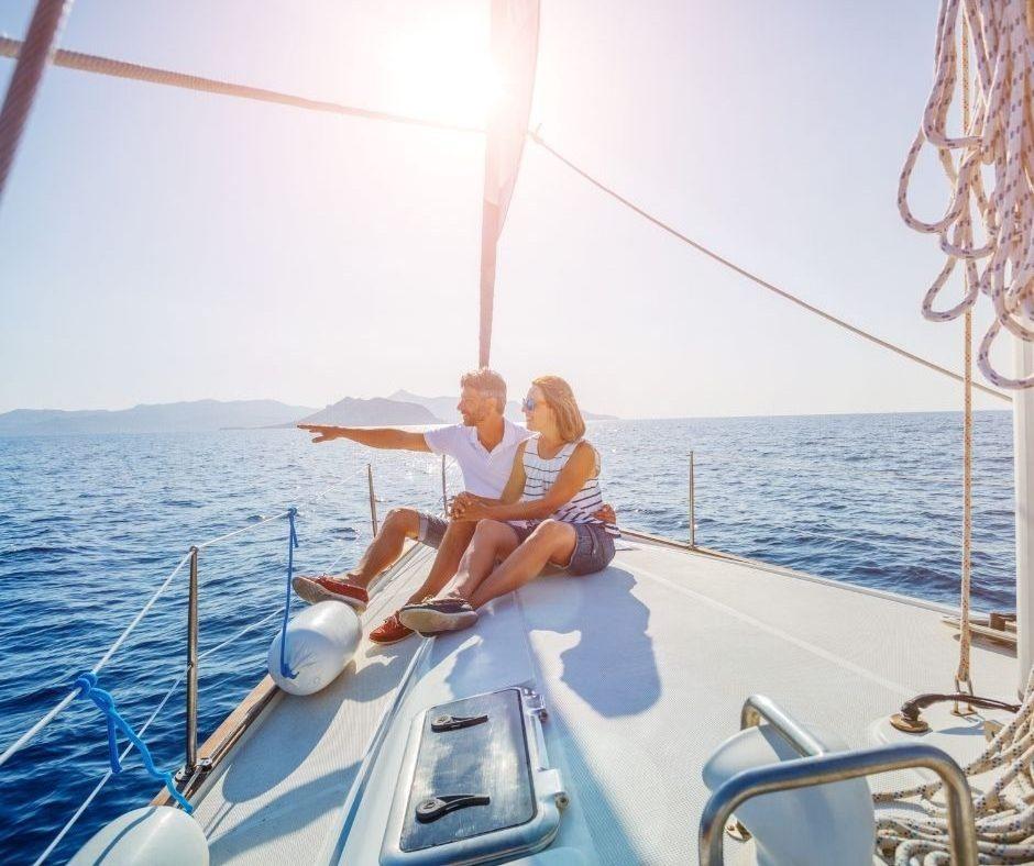 Outstanding Yacht Boatyards: Luxury Superyacht Sailing