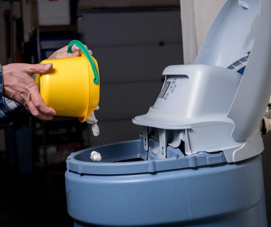 It's Hard if It Isn't Soft: Getting A Water Softener