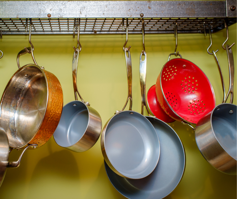 The Best Pots and Pans for New Chefs