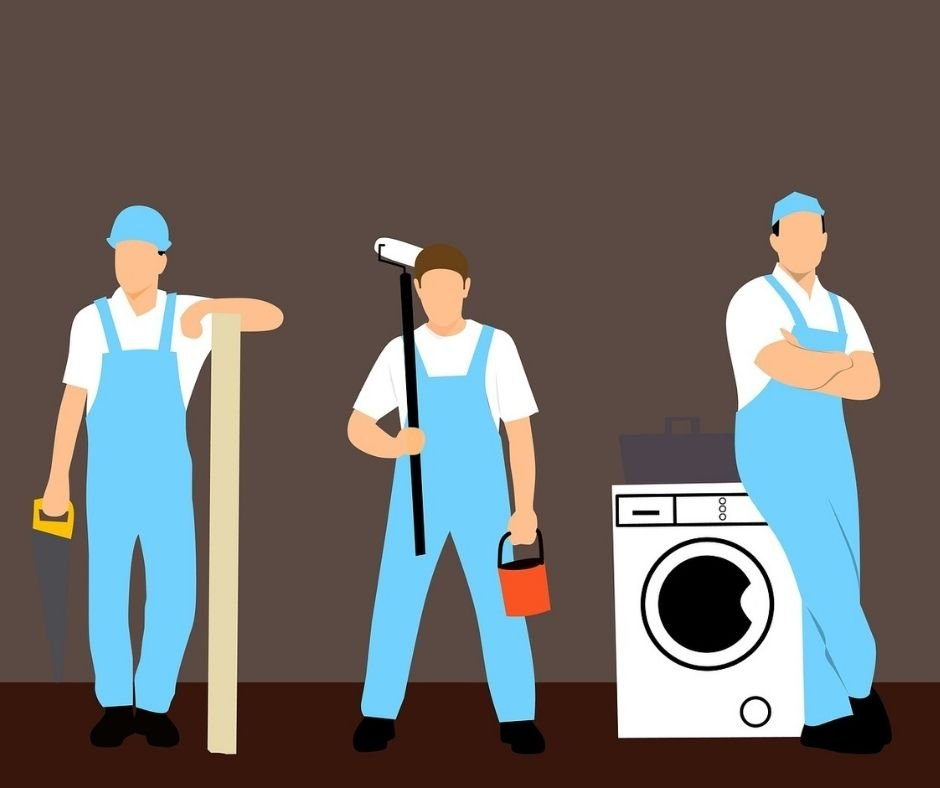 Which Hard Work Around The House Should Be Left To The Professionals