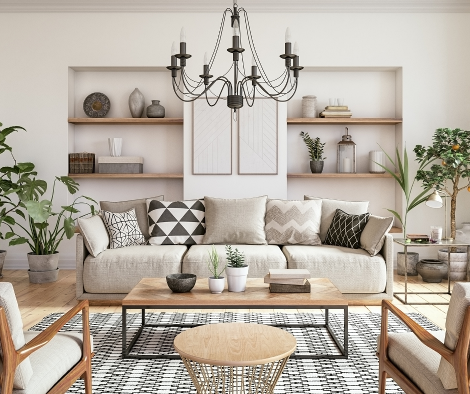 5 Ideas to Upgrade Your Living Room in Style