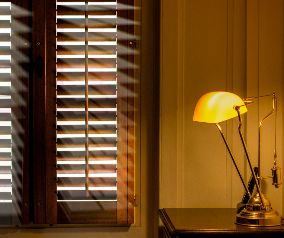 6 Ways Plantation Shutters Make Your Home Better