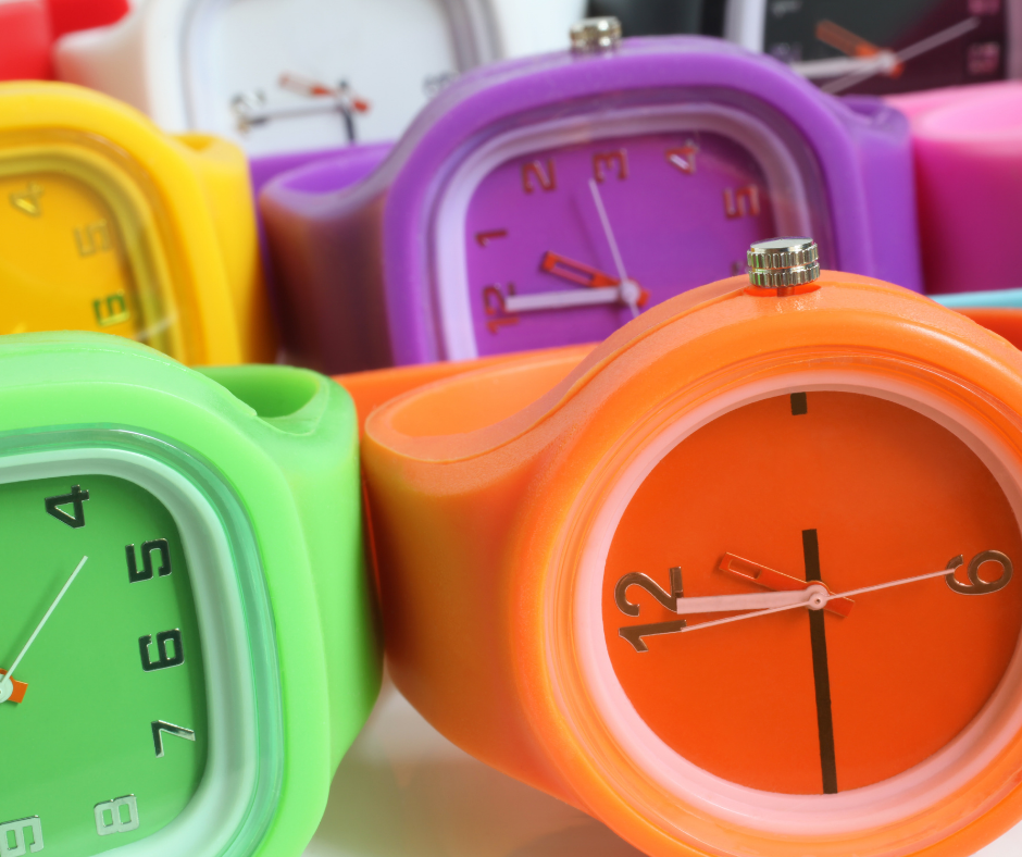 Best Colours For A Wristwatch