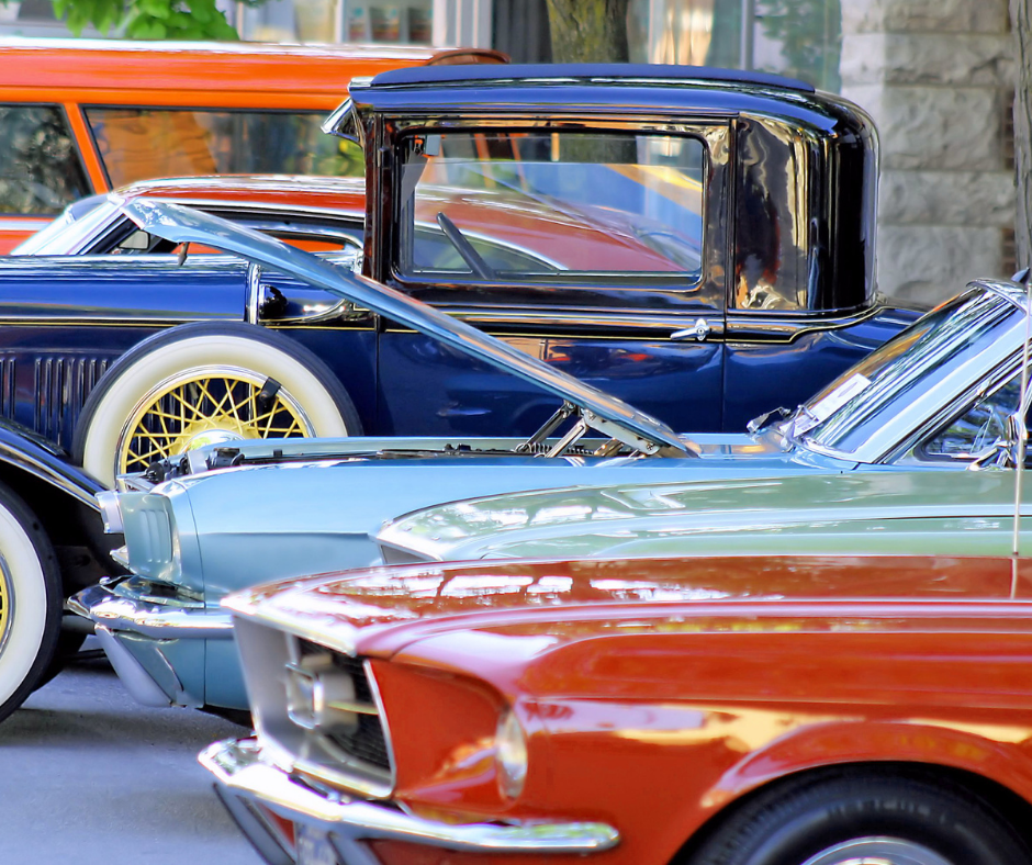 Expert Tips To Start Collecting Classic Cars