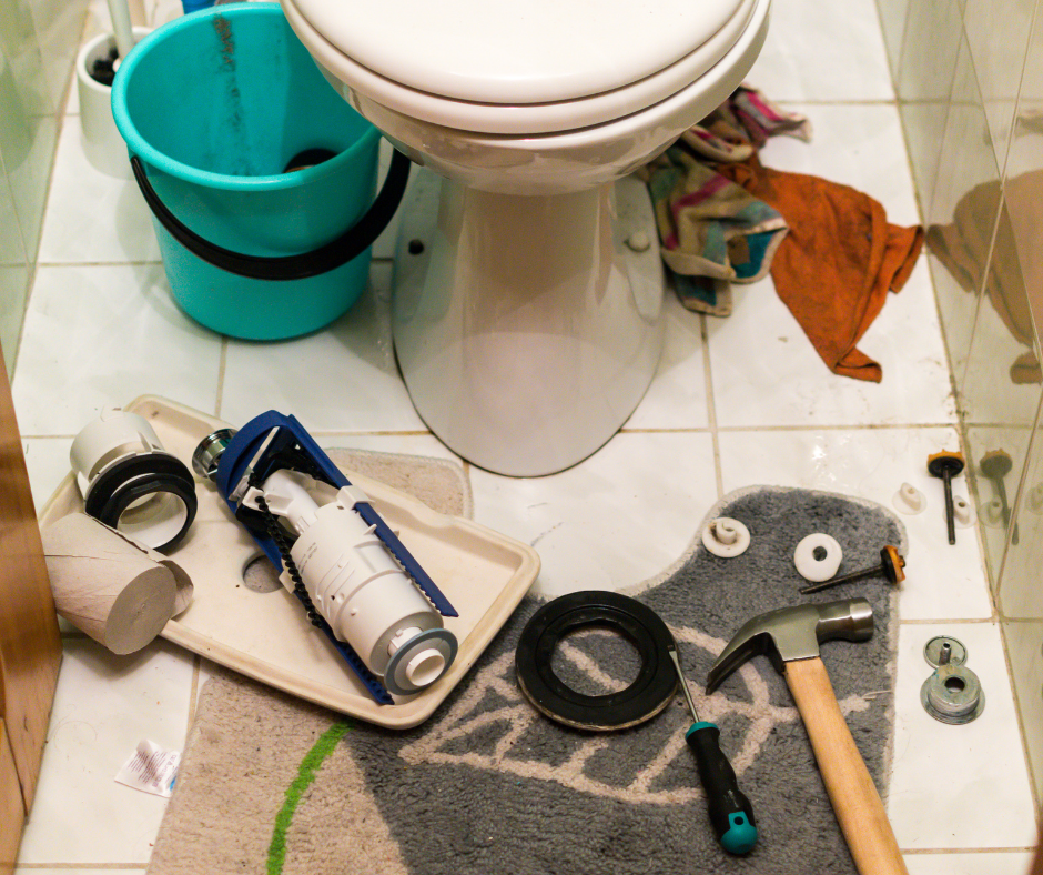 How Do You Fix A Leaking Toilet?