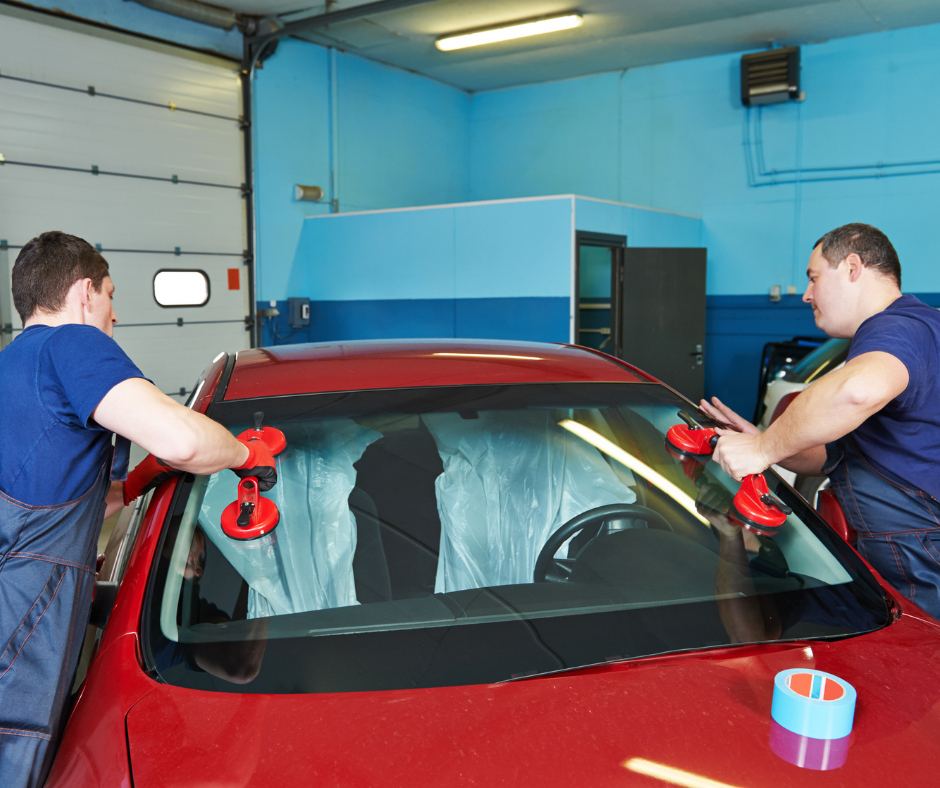 How to Achieve a Fast & Safe Drive Away Time after Windscreen Repair