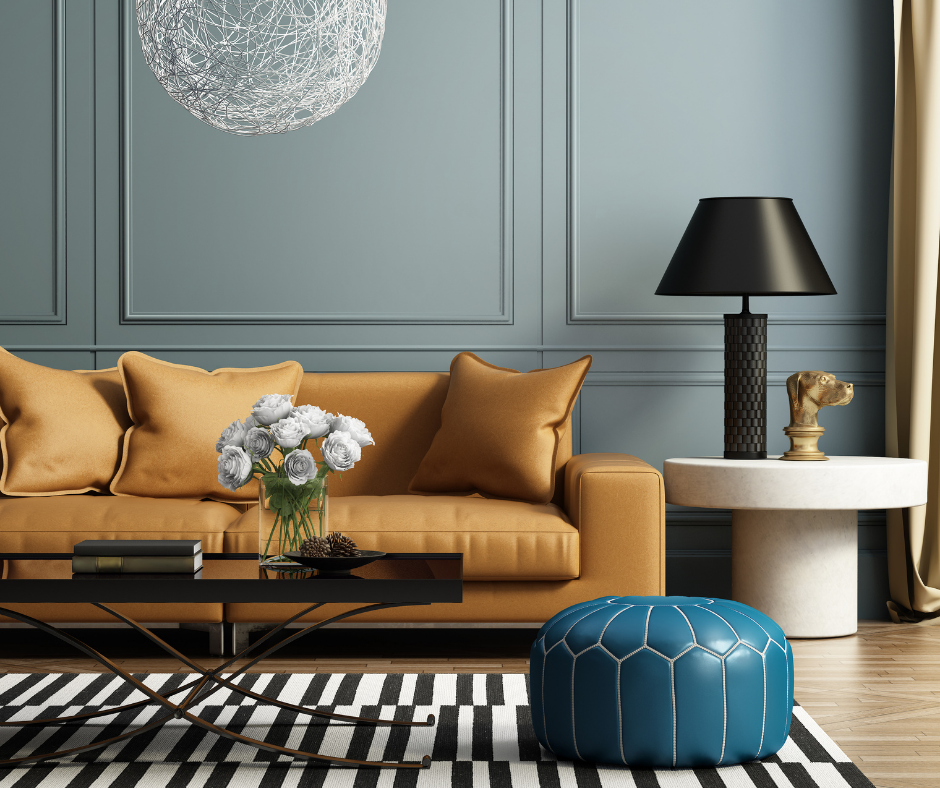 Luxury In your Living Room- Decor Ideas For A Tasteful Design