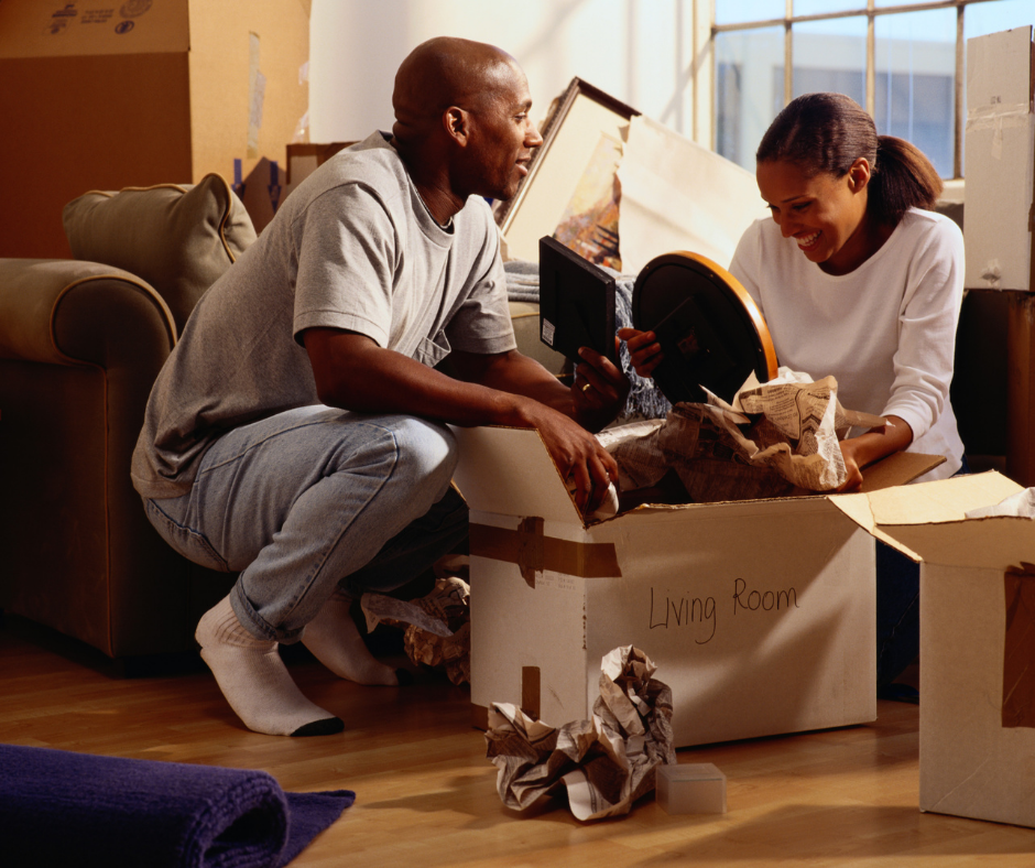 Ten Things You Should Do When Moving Into A New Home