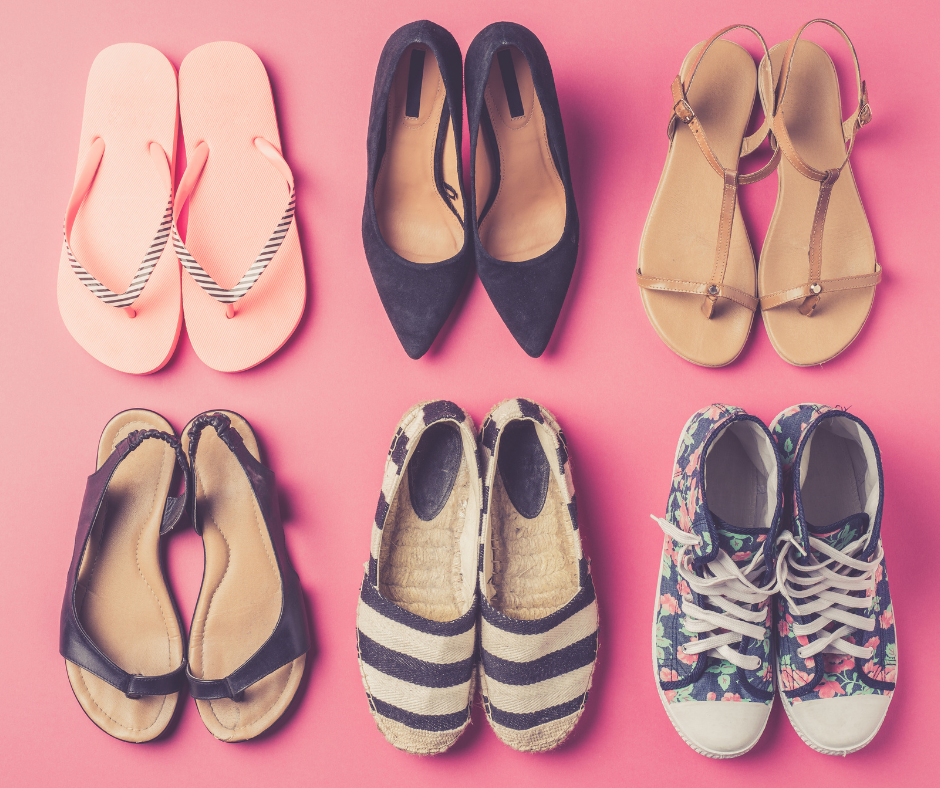 The Key Shoe Types Every Woman Needs in Her Collection