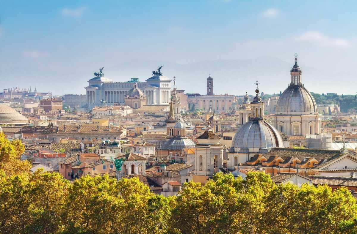 5 Best European Cities to Visit Rome