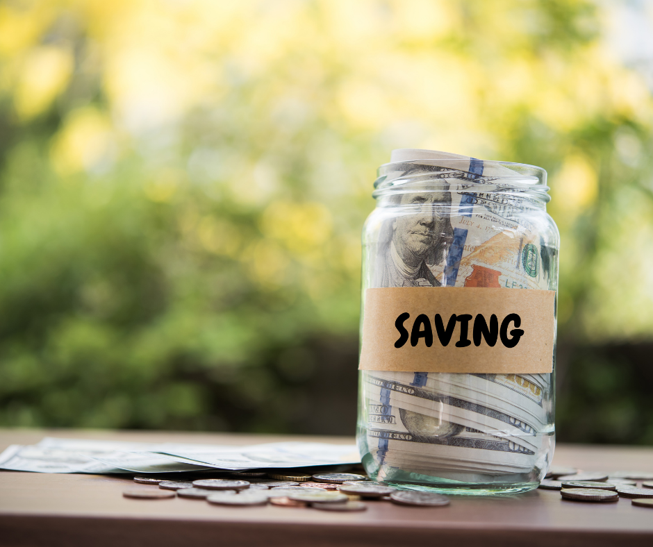5 Types Of Savings You Should Be Thinking About