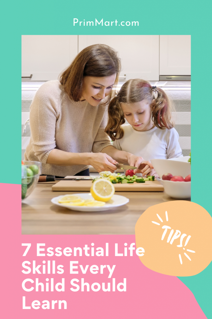 7 Essential Life Skills Every Child Should Learn