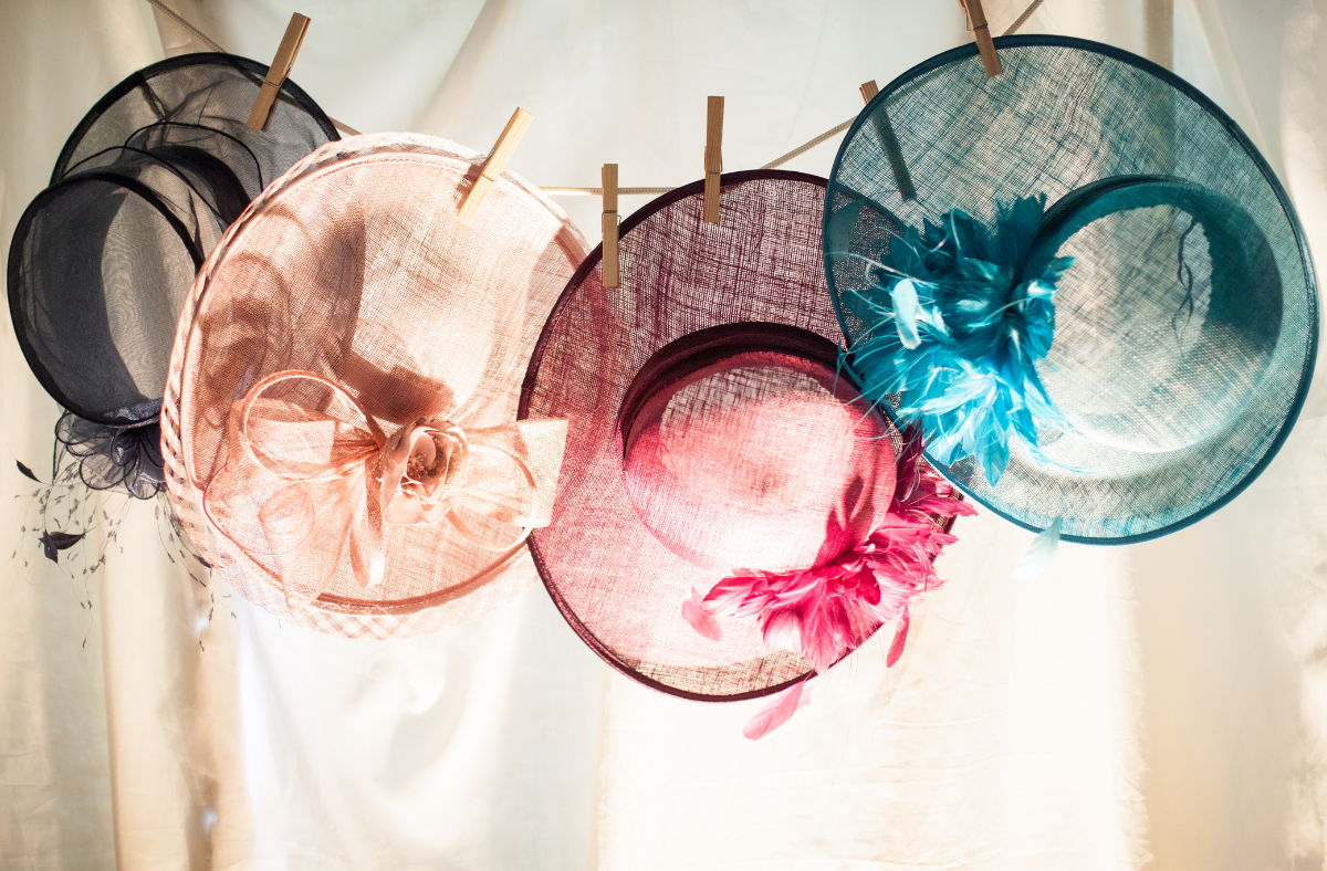 Here is Your Guide to Choose Your Wedding Hat