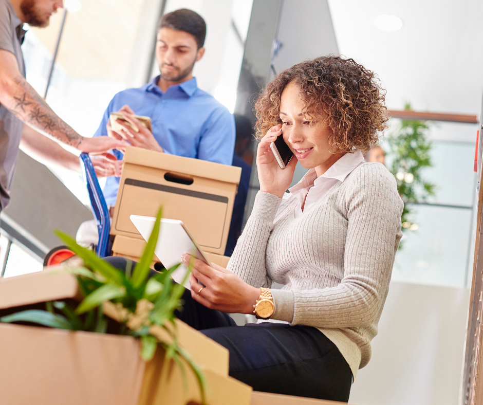 Seven Things to Consider when Relocating an Office