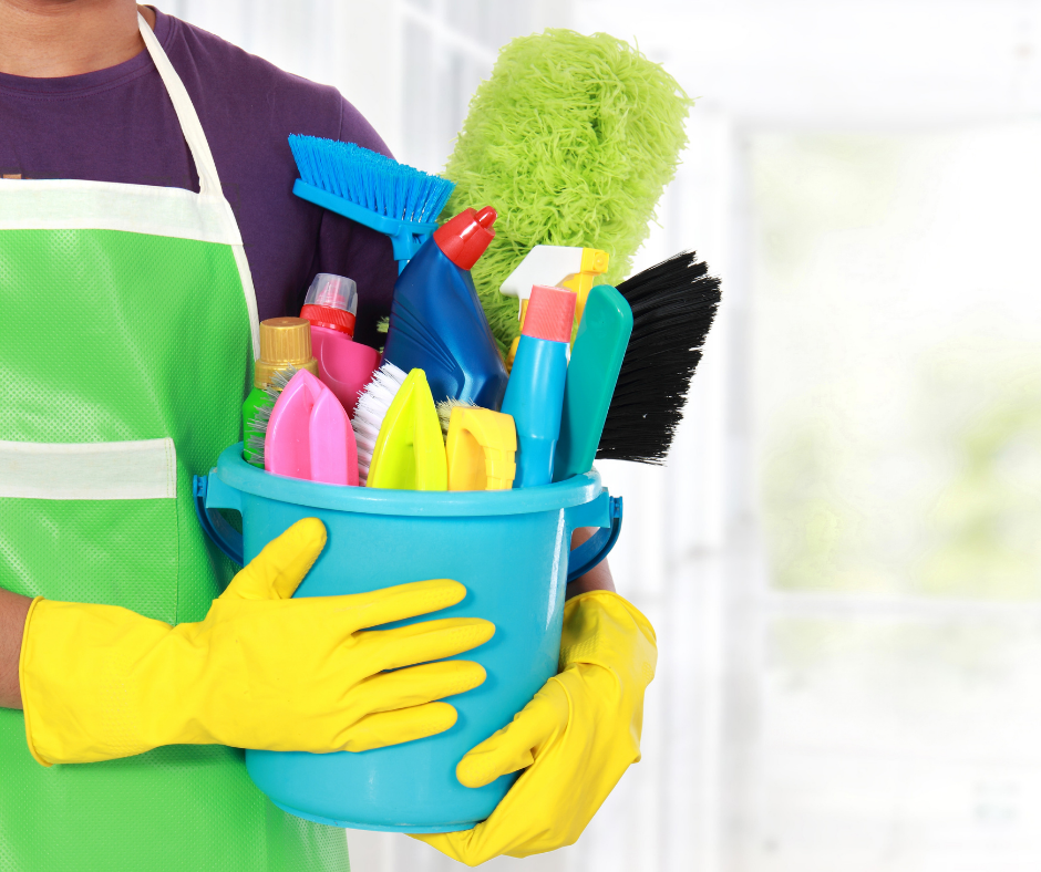 15 Quick Cleaning Hacks