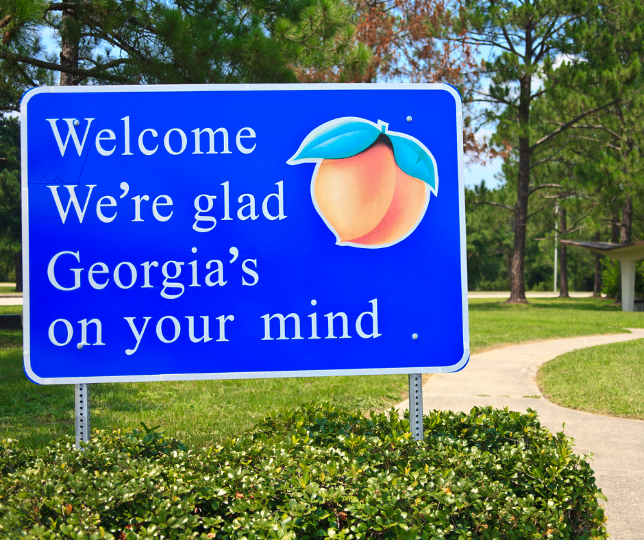 A Standard Guide for Moving to Georgia