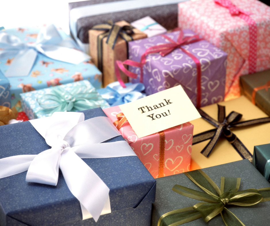 Say Thank You Like You Mean It with Thoughtful Corporate Gifts