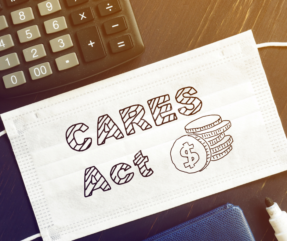 William D King Shares the Benefits of Cares Act for People