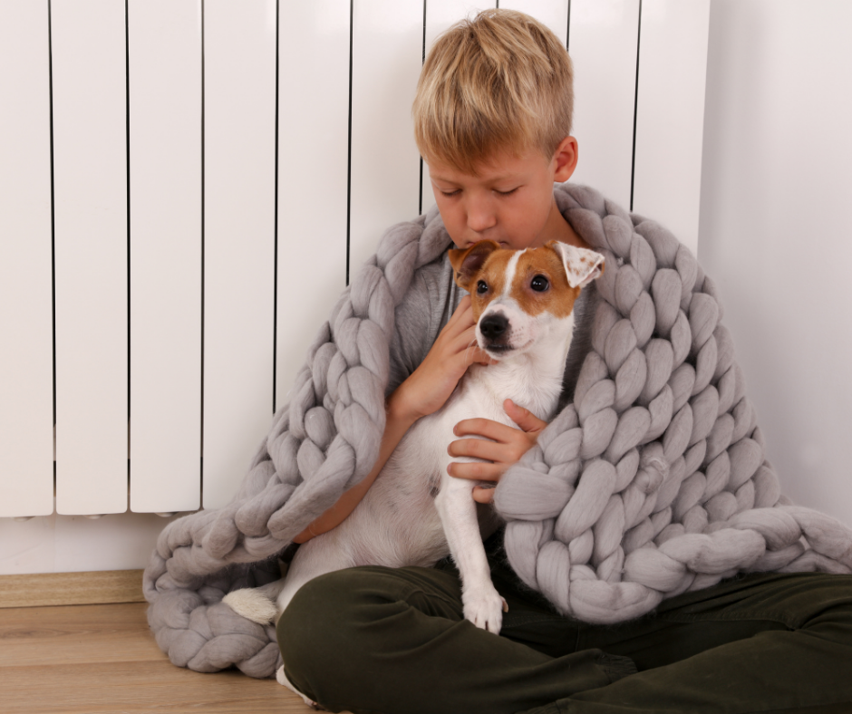 Benefits of Weighted Blankets for Children