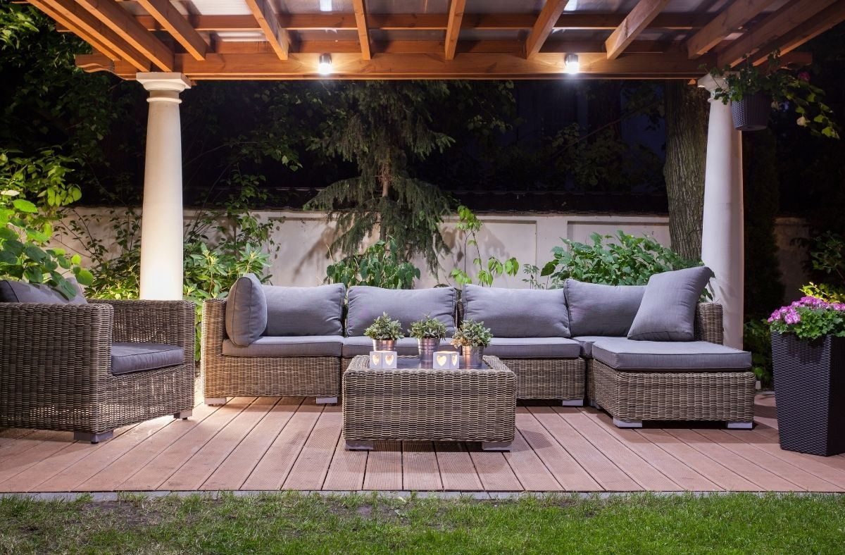 How to Find Suitable Outdoor Sectionals