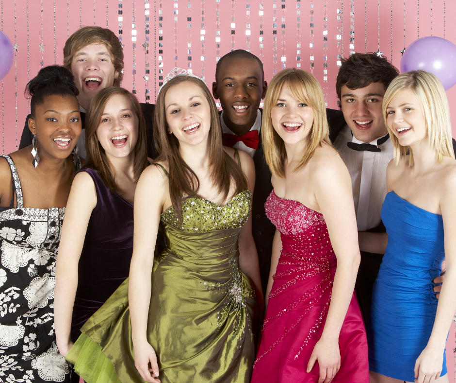 Top Tips To Look Fantastic at Your Prom