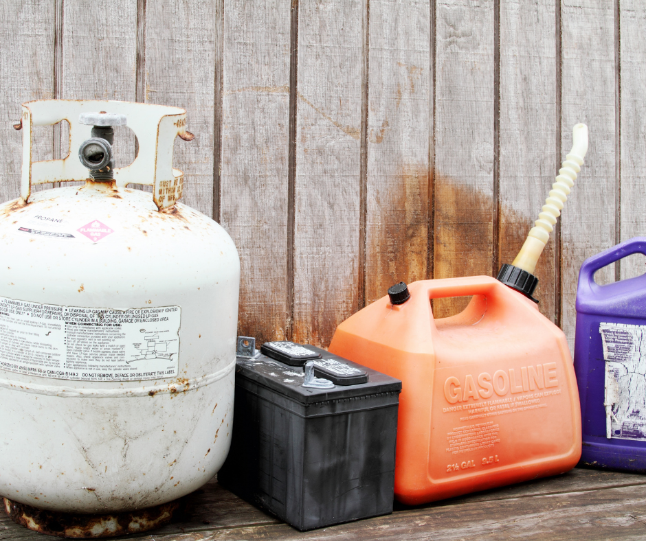 Your Best Guide to Dealing with and Handling Hazardous Waste Materials at Home