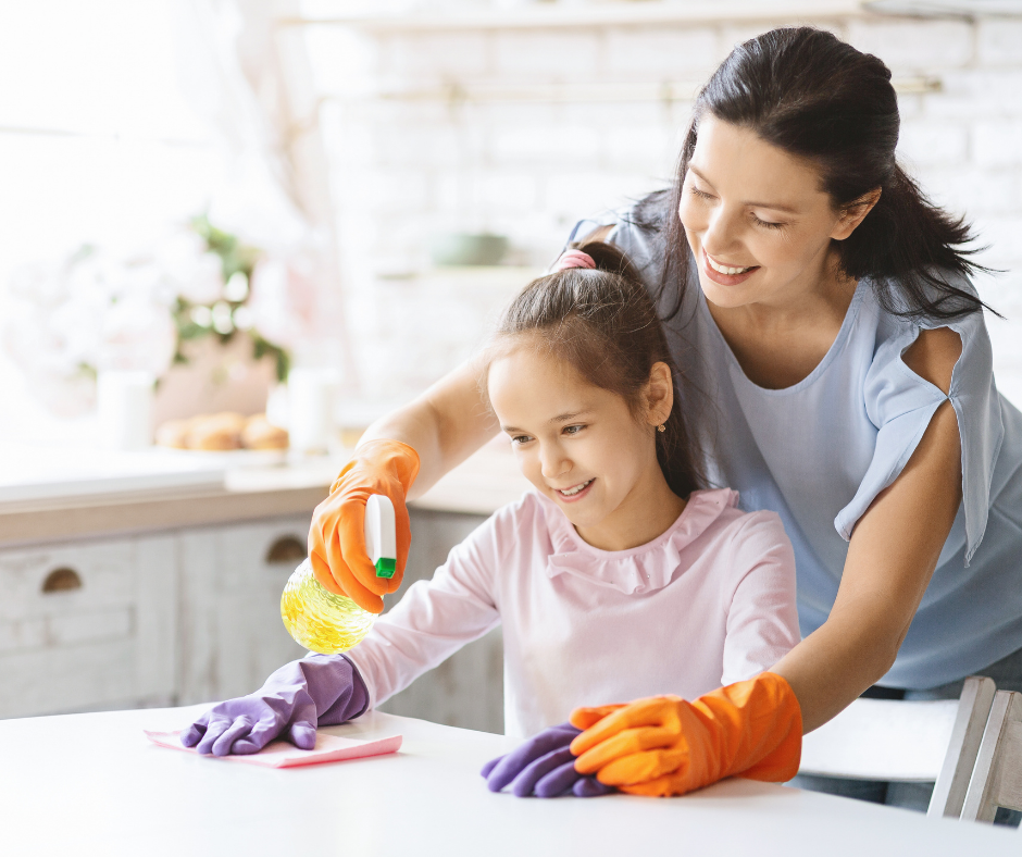 4 Items To Include In Your Home Cleaning Checklist