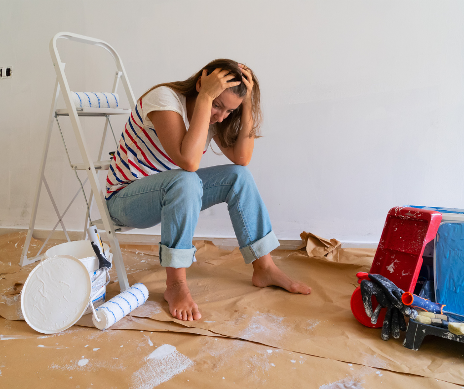4 Things That Cause Stress During a Home Remodel
