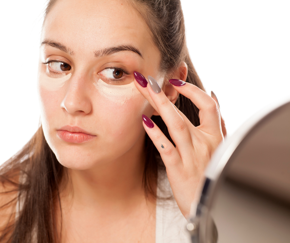 A Guide for Properly Applying Concealer