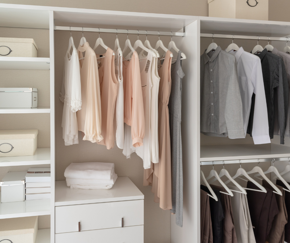Useful Tips to Organize Your Small Closet