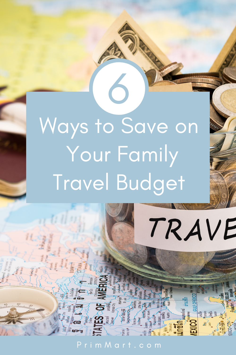6 Ways to Save on Your Family Travel Budget