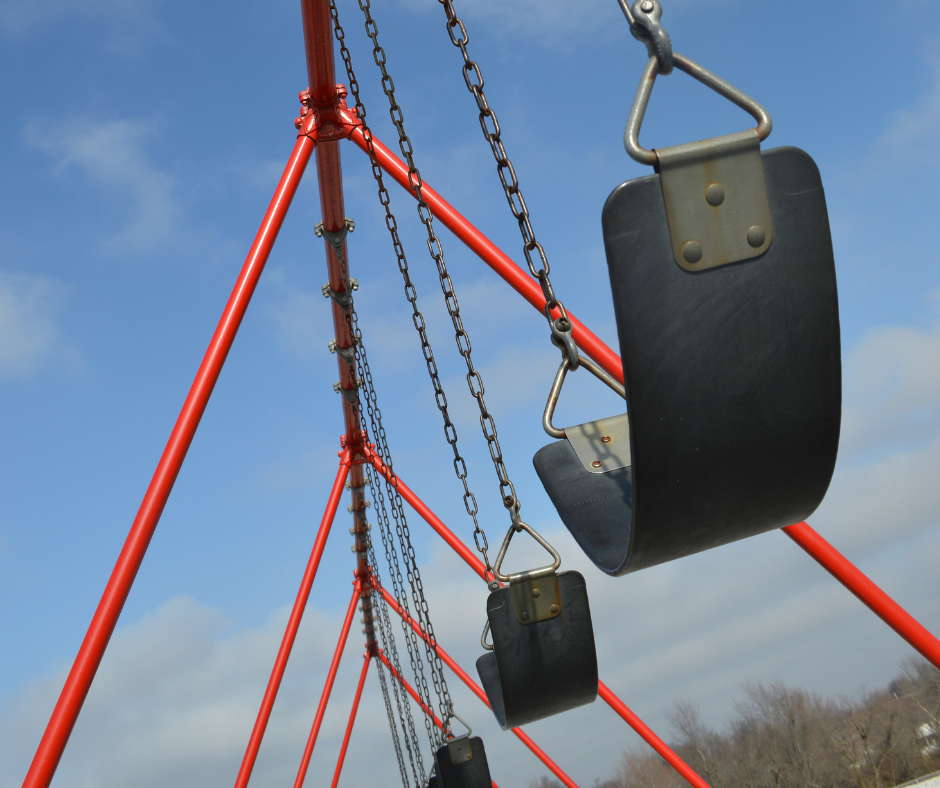 What Is The Best Material To Use Under A Swingset
