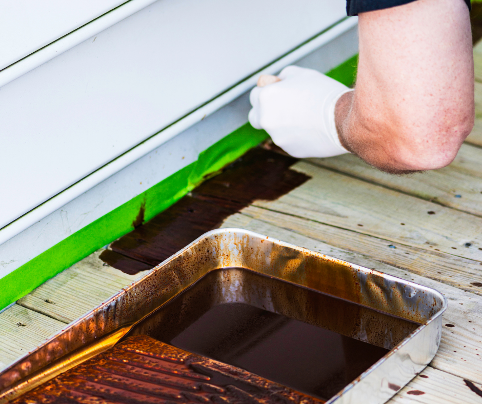 Why Is Sealant Important When Installing Composite Decking?